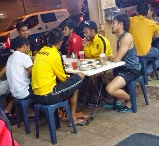 Piala AFF: Safee Sali dikritik akibat merokok ?