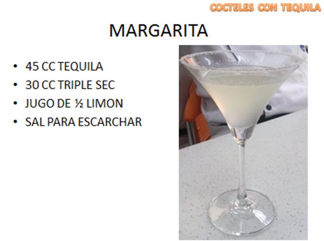 Io coctel margarita for Preparacion de margaritas