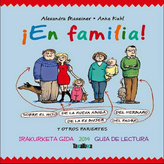 EN FAMILIA irakaurketa gida/ guía de lectura