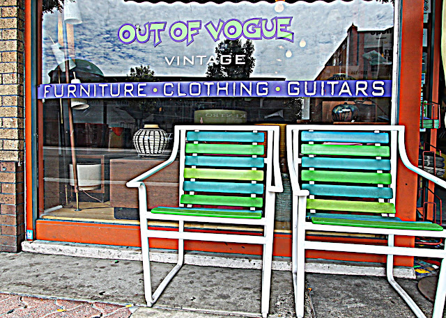 Out of Vogue, 109 East Commonwealth Ave., Fullerton, CA Vintage and Modern Shop