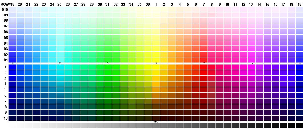 Print Copic Color Chart    Color ValuesSessionsEdu A