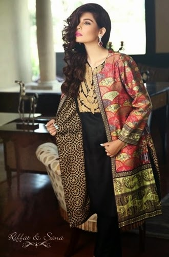 Sana-Salman women's Silk Jackets For Winter-14