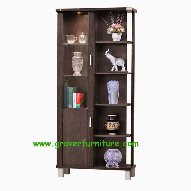 Lemari Display LH 2865 Graver Furniture