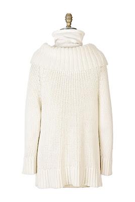 Anthropologie Snowball Sweater