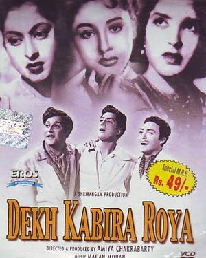 Dekh Kabira Roya 1957 Hindi Movie Watch Online