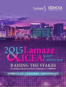 Attend the joint Lamaze- ICEA Conference!