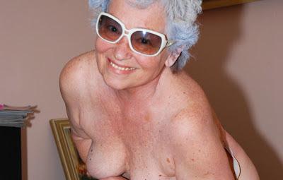 Hot Sexy Granny