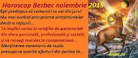 Horoscop Berbec noiembrie 2015