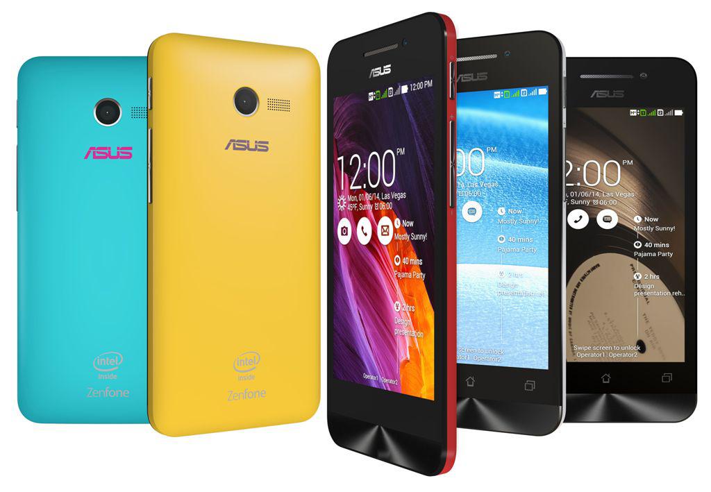 ASUS ZenFone Smartphone Android Terbaik Untuk Main Game