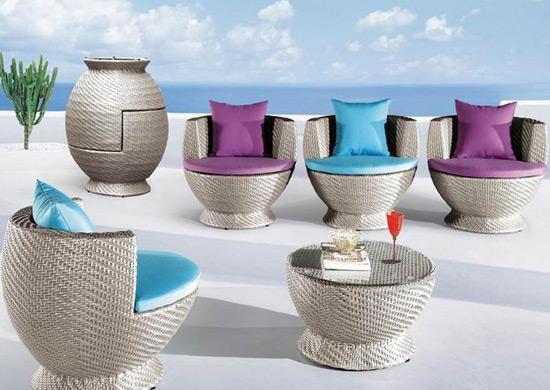 Deco chambre interieur meubles de luxe pour votre jardin Meuble deco jardin