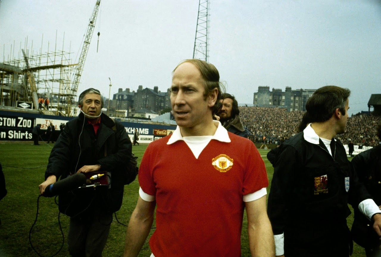 Manchester United Views Manchester United Legends Sir Bobby