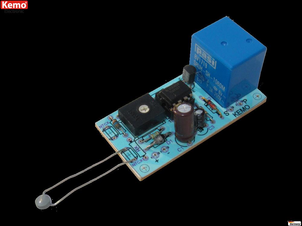 Blinkschaltung Mit Relais Temperatur Schalter Mit Relais