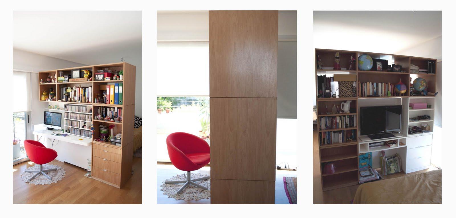 Juan ignacio rentero mueble divisor - Mueble giratorio para tv ...