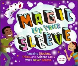 http://www.amazon.com/Magic-Up-Your-Sleeve-Illusions/dp/1897349750