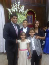 La familia Gutierrez Sosa