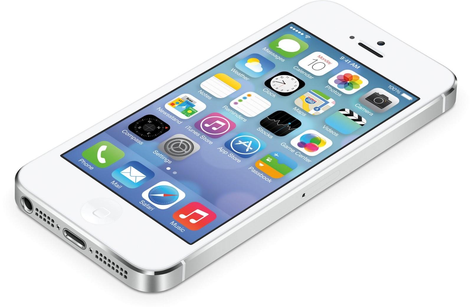 iPhone 5S | iOS 7 | iPhone 5S Özellikleri | iPhone 5S Fiyatları