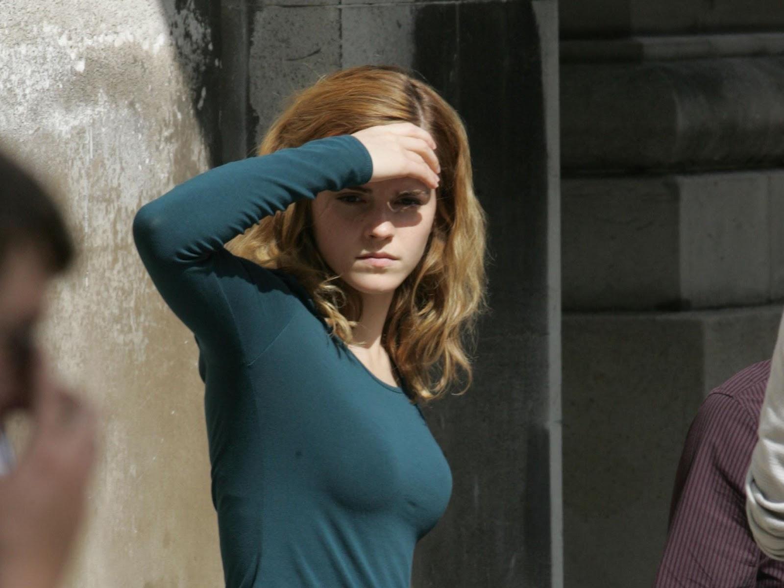Emma Watson Tshirt Image HD