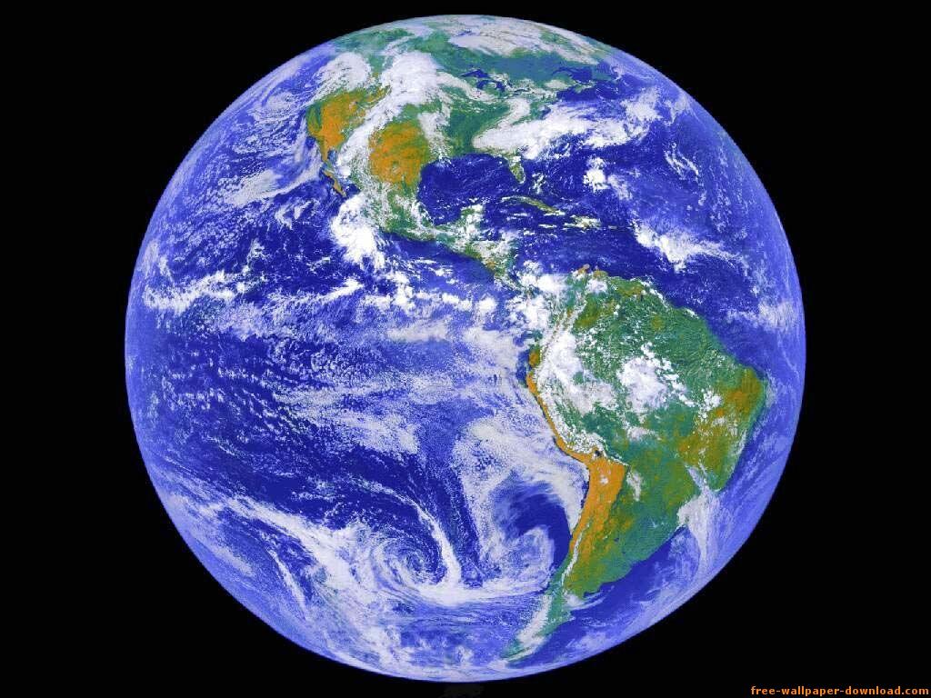 Escenario de La Tierra