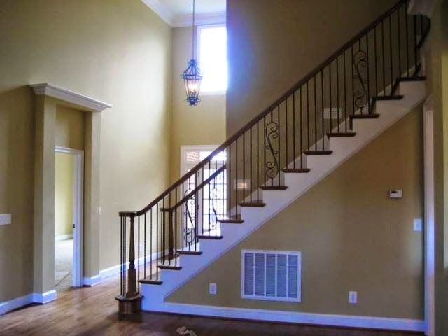 Foyer Wall Paint : Paint color ideas for entryway