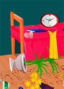 Уборка в общежитии - Онлайн игра для девочек