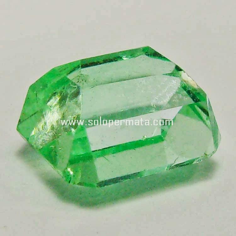Batu Permata Zamrud Emerald Beryl - SP 012