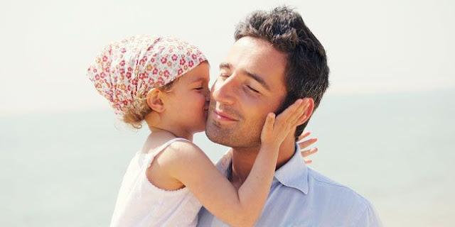 hangatnya cinta kasih ayah