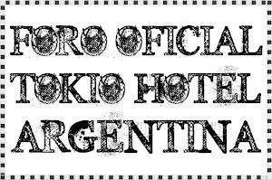 Registrate y formá parte del Foro Oficial de Tokio Hotel Argentina.