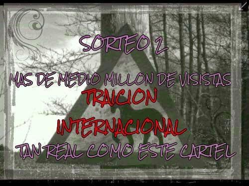 http://perdidaenunmundodelibros.blogspot.com.es/2014/07/segundo-sorteo-traicion-internacional.html