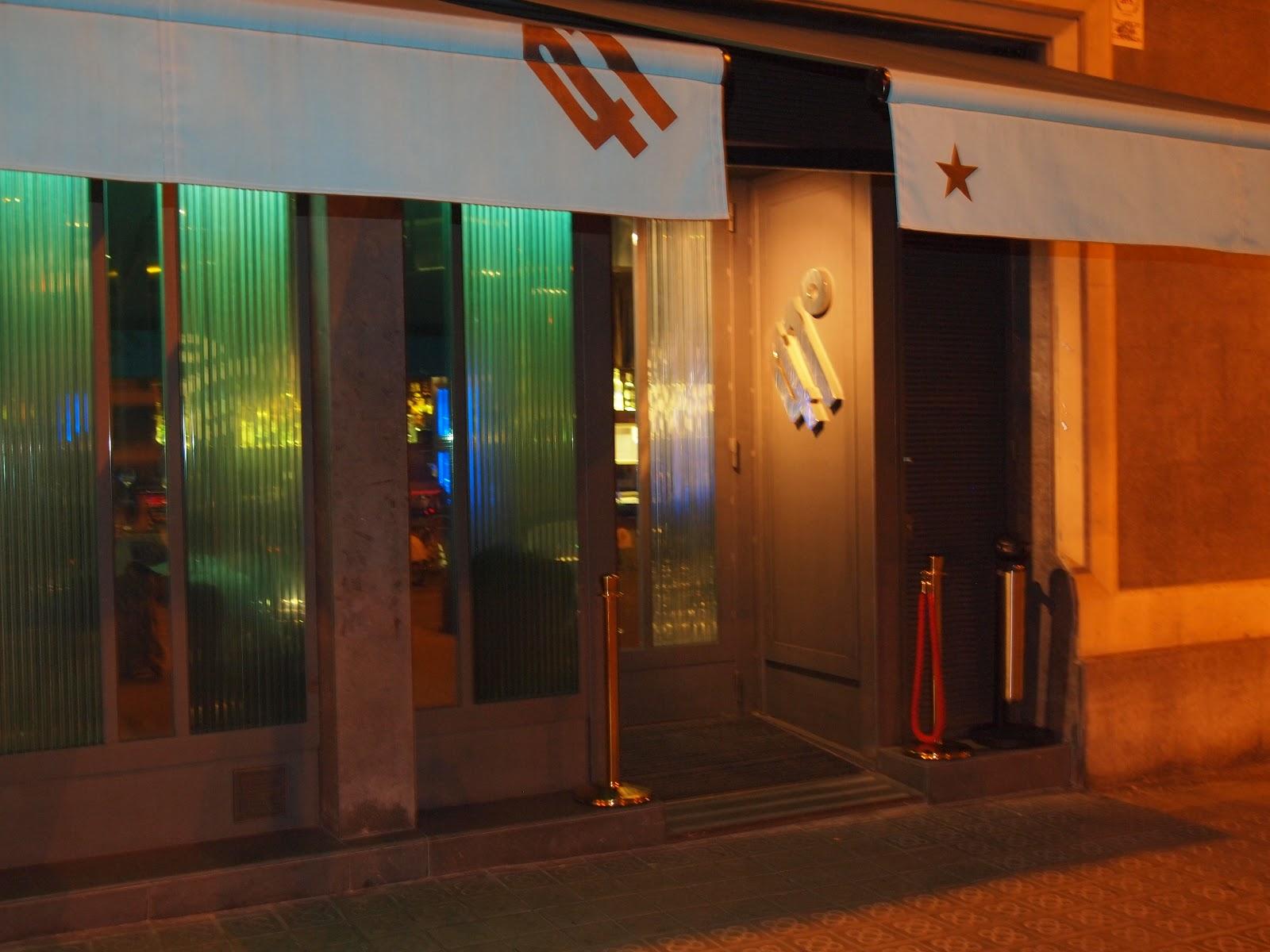 Cocina Creativa: 41° : Los SNACKS y POSTRES de elBulli (Barcelona)