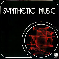 Jean-Pierre Decerf & Co - Synthetic Music (1978)