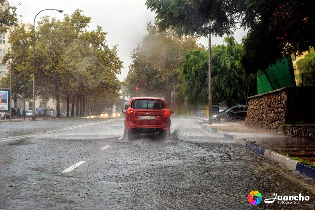No cesa la lluvia en Severo Ochoa