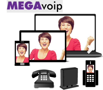 Unlimited Free Calls With MegaVoip