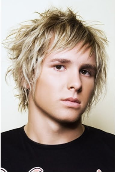Medium Mens Hairstyles Blondelacquer