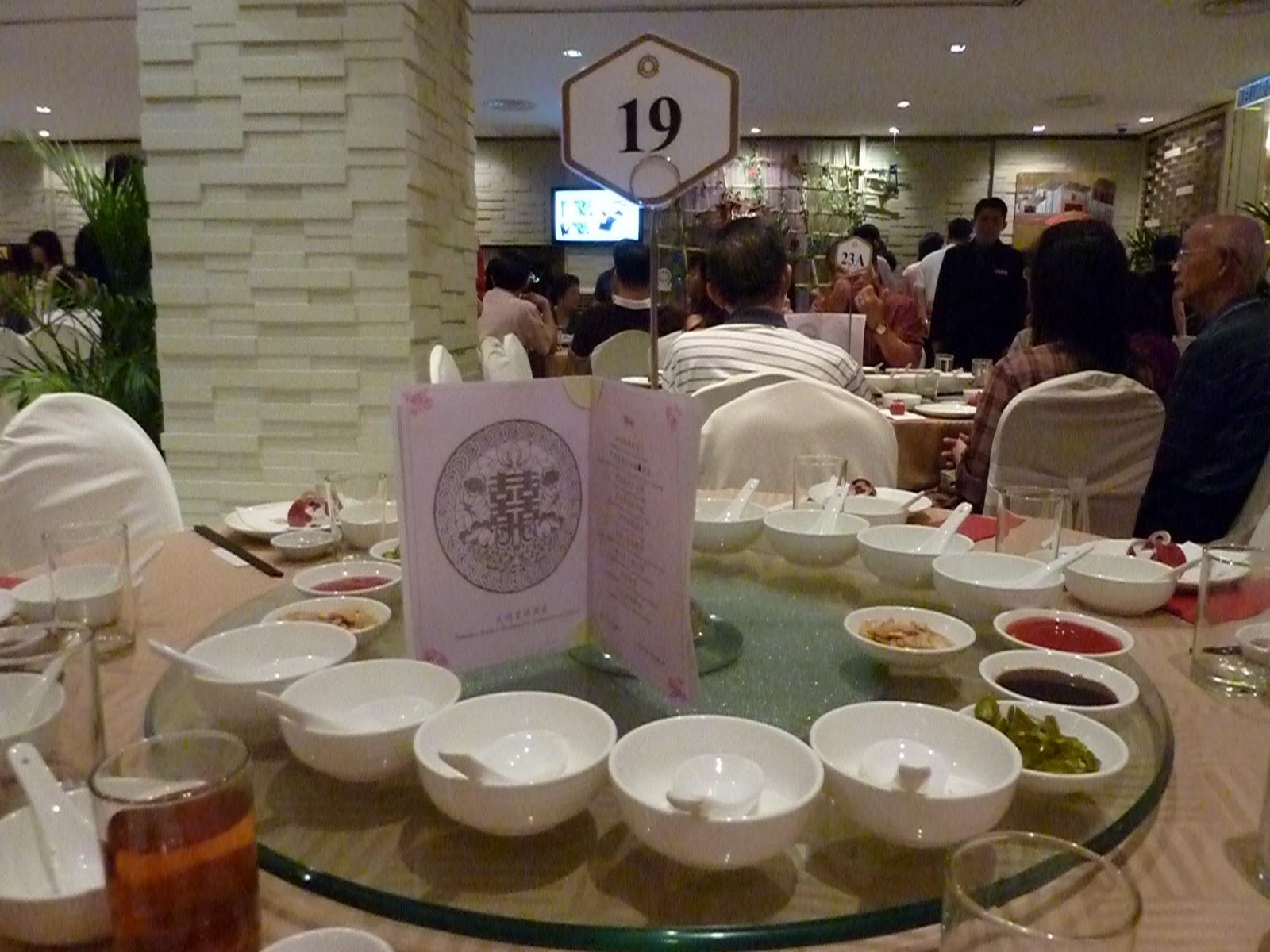 the ranting cynic wedding dinner tai thong summer palace