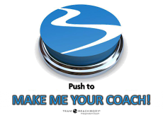 Make me your FREE coach!