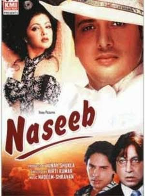 Naseeb 1997 Hindi DVDRip 480p 1GB