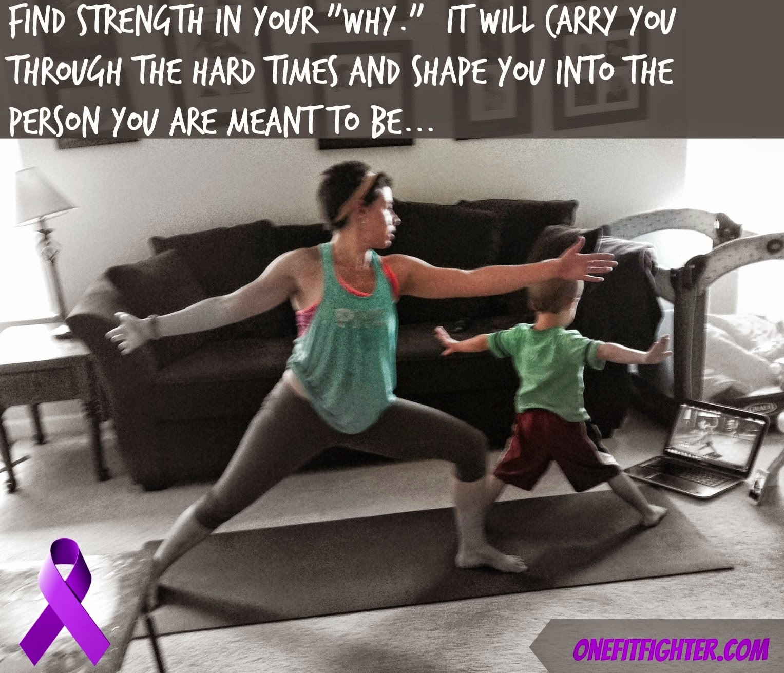 Katy Ursta, Beachbody Coach, Cancer, LLS,