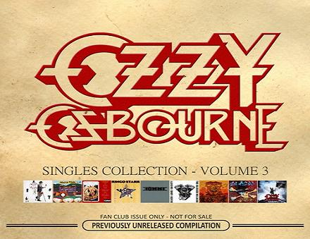 Heavy Metal Album Review | Ozzy Osbourne Singles Collection Vol 3 2011