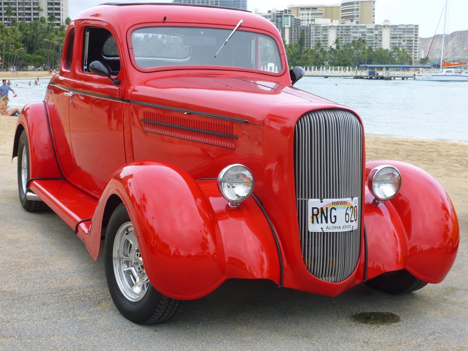 Bleizn fx hawaii independent cruise nights 1935 dodge 2 for 1935 dodge 4 door sedan