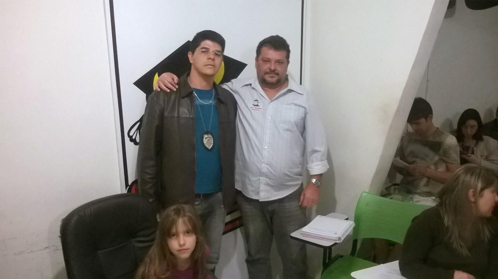 EUDES ( AGENTE PENITENCIÁRIO DE PERNAMBUCO ) !