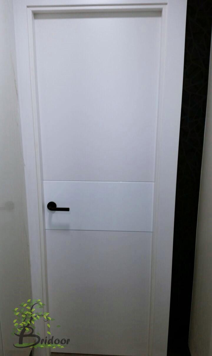 Bridoor s l vivienda lacada en nu ez de balboa madrid for Puertas para vivienda