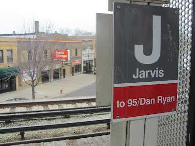 Jarvis Station