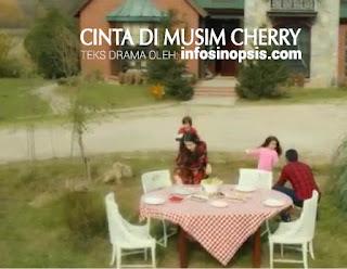 Sinopsis Cinta di Musim Cherry