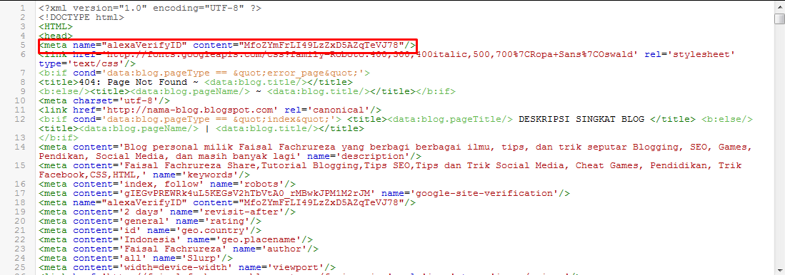 paste kode verifikasi alexa