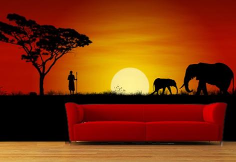 Decopared te damos ideas para decorar cualquier espacio for Murales de pared para dormitorios