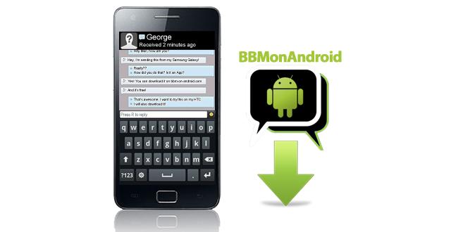 Aplikasi : Free Download Aplikasi BBM untuk Android