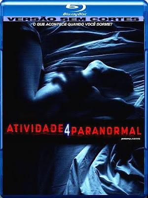 Filme Poster Atividade Paranormal 4 SEM CORTES BDRip XviD Dual Audio & RMVB Dublado