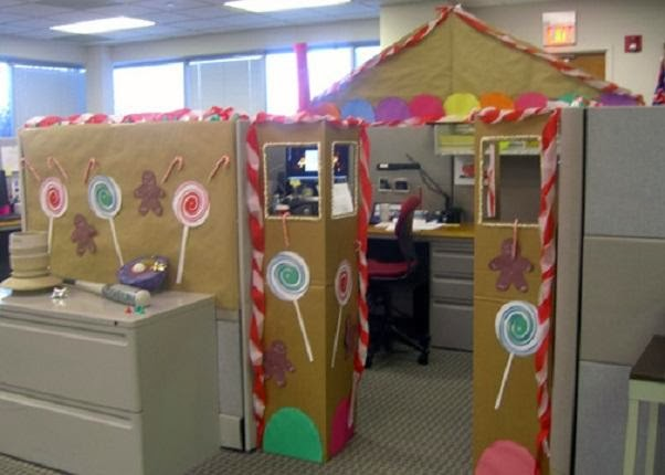 Decorating Ideas > Cubicle Ideas Pinterest  Joy Studio Design Gallery  Best  ~ 045806_Christmas Decorating Ideas For My Office Cubicle