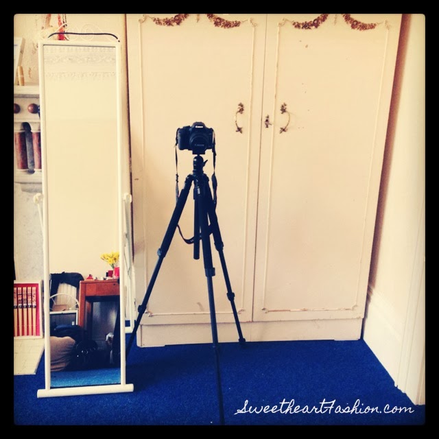 Sweetheart Fashion Tripod