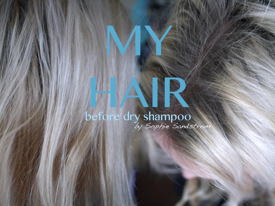 Sophie Sandstorm Batiste Vs Provoke Dry Shampoo For Platinum